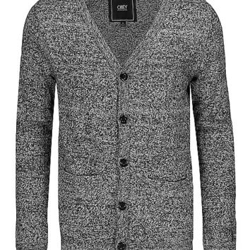 OBEY Vagabond Cardigan Sweater
