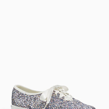 keds x kate spade new york glitter sneakers | Kate Spade New York