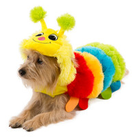 Top Paw™ Pet Halloween Caterpillar Costume