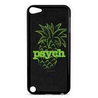 Psych Pineapple iPod Touch 5 Case