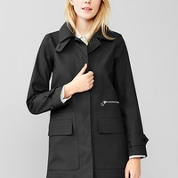 Gap Women Long Mac Coat