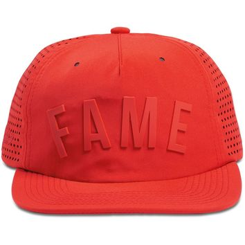 Hall of Fame - Arched 2.0 Buckle Back - Red