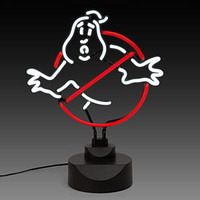 "Ghostbusters 12"" Neon Sign"