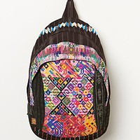 Hiptipico Womens Wanderlust Backpack - Black, One Size