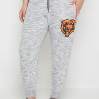 Plus Chicago Bears Space Dye Jogger | Plus NFL Bottoms | rue21