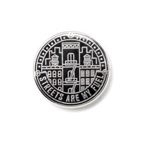 Streets Are My Fuel Lapel Pin