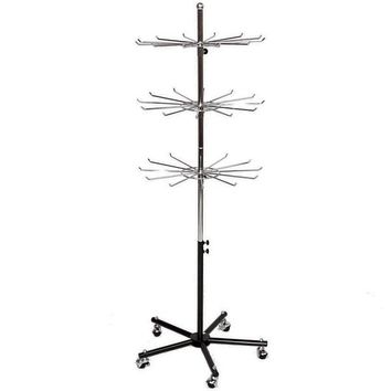 AFD-008 3 Tiers Spinning Hook Rack