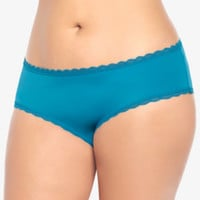 Microfiber Hipster Panty