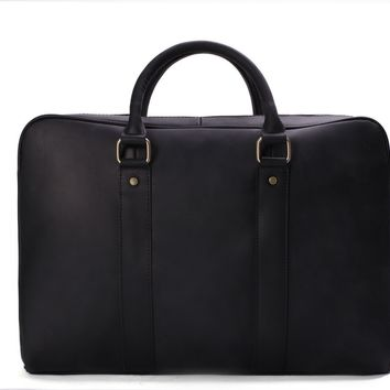 Stockholm Leather Laptop Bag