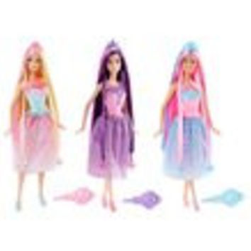 Barbie Endless Hair Kingdom Princess Doll Case