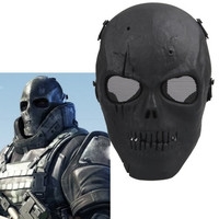 Airsoft Mask Skull Full Mask