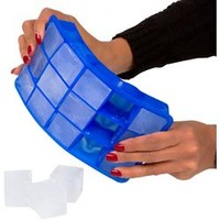KitchInnovations 15 Cube Ice Cube Tray