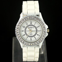 forever2you — Sport Watch with Rhinestone for Women