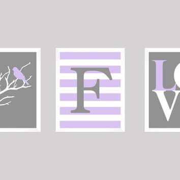Love Birds, Wedding Gift, Anniversary, Monogram Print, Custom Wedding Gift, Modern Newlywed Print, LOVE Birds Print, CUSTOMIZE your COLORS