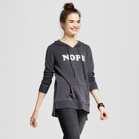 Women's NOPE Super Soft Graphic Hoodie - Modern Lux