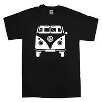 volkwagen bus vanagon T-shirt unisex adults