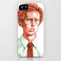 Napoleon 'insert classic Napoleon quote here' Dynamite iPhone Case by CGIdesigns | Society6