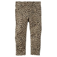 Carter's Leopard Print Jeggings - Baby Girl, Size: