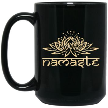 Namaste Sign Drinkware