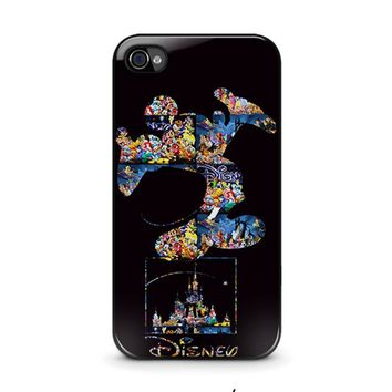 MICKEY MOUSE Disney iPhone 4 / 4S Case Cover