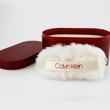 Calvin Klein (Red Classic) for Women by Calvin Klein Dusting Powder 7.0 oz (Unboxed)