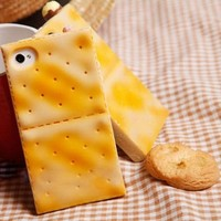Cute Soda Crackers Phone Case For I.. on Luulla