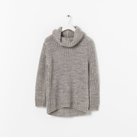 ROLL NECK KNITTED SWEATER - Cardigans and sweaters - Girl (2 - 14 years) - Kids | ZARA Canada