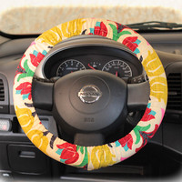 by (CoverWheel) Steering wheel cover for wheel car accessories Tribal Wheel cover