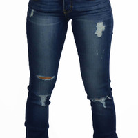 Flying Monkey Heavy Abrasion Jeans