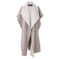 Tibi: Reversible Wool Coat