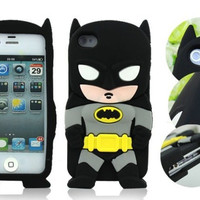 Batman Phone Case For iPhone 4 4S 5 5S