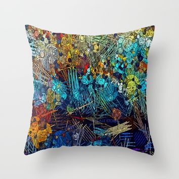 :: Perhaps :: Throw Pillow by :: GaleStorm Artworks ::