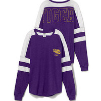 Louisiana State University Varsity Pocket Crew - PINK - Victoria's Secret
