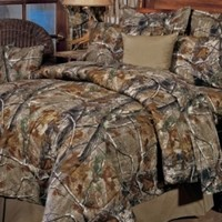 Camo Bedding | Realtree® AP Camo Queen Sheet Set On Sale