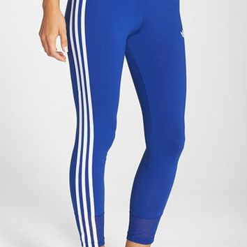 Women's adidas Originals 'LA Colorblock' 3-Stripes Leggings,