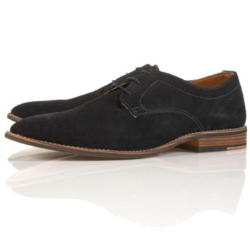 'Morris' Suede Shoes - Casual Shoes - Shoes and Accessories