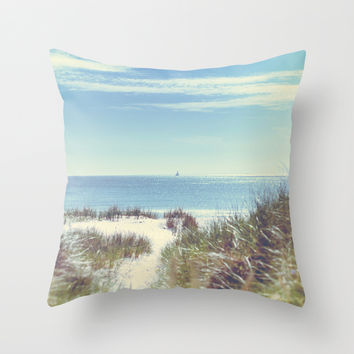 Summer of 69 Throw Pillow by HappyMelvin