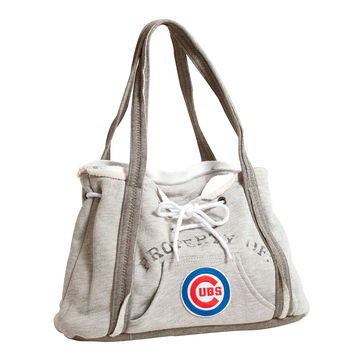 Chicago Cubs MLB Property Of Hoodie Purse