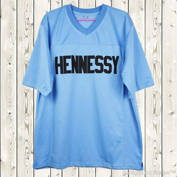 Hennessy Prodigy Queens Bridge Football Jersey
