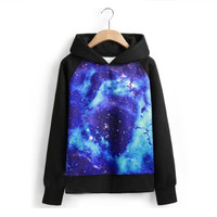 Sky Night Hoodies