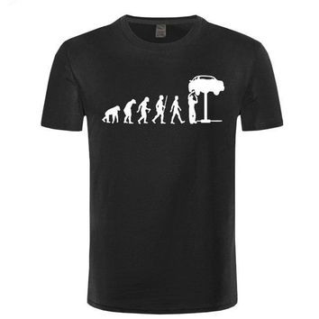 Evolution Of Auto Mechanic - T-Shirt