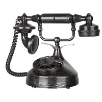 Spooky Victorian Phone w/ Sounds