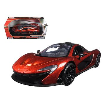 McLaren P1 1:24 Diecast Model Car by Motormax