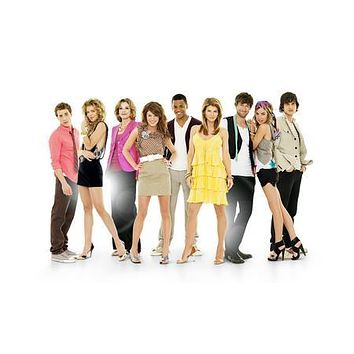 "90210 Cast Poster Group Photo 16""x24"""