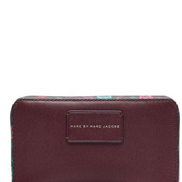 Marc by Marc Jacobs x Disney - Ditsy Flower Wingman Leather Wallet