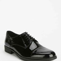 Vagabond Code Patent Leather Oxford- Black