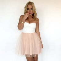 Fairy Tale Babydoll Dress