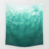 Part of Your World II (Fine Art) Wall Tapestry by RichCaspian