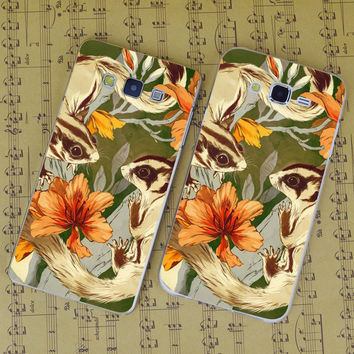 Sugar Gliders Cell Phone Hard Case Cover For Samsung
