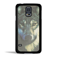 Vintage Wolf Case for Samsung Galaxy S5